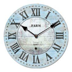 Antique HOME Wanduhr  7329 mit 100 Tagen Rückgabe und Tiefpreisgarantie für nur 29,00 EUR bei Uhren4You.de bestellen