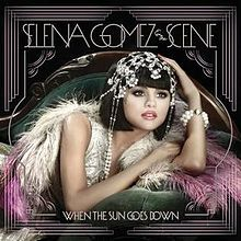 When the Sun Goes Down (Selena Gomez & the Scene album) Love Song Selena Gomez, Hollywood Records, Love You, My Love, Wall Collage, Love Songs, Music Bands, New Music, Album Covers