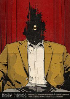 "Part 3 ""That's Weird"" by Cris Vector #twinpeaks"