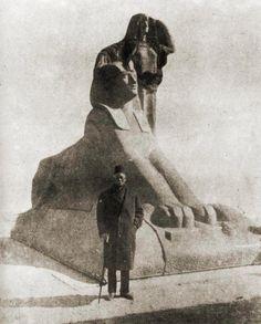 Saad Zaghloul - Cairo . 1920 ...... Autor/a pineado: Elsbeth Vorstenbosch .... Álbum pineado: m i r a g e in the desert ...... https://www.pinterest.com/vorstenbosch/m-i-r-a-g-e-in-the-desert/