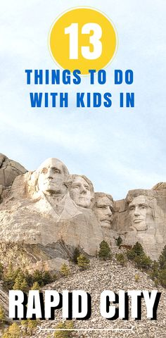 Perhaps you thought of stopping in Rapid City, South Dakota for a night on your family road trip, allowing a quick visit to Mount Rushmore, as did we. But after we decided to hang around for 4 nights, we discovered there was so much more to do around Rapid City. Here's our favourite 13 things to do (in addition to Mount Rushmore).
