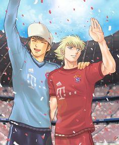 Captain Tsubasa, Soccer Fifa, Fc Chelsea, European Soccer, Zinedine Zidane, Tottenham Hotspur, Liverpool Fc, Soccer Players, Cartoon Network