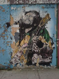 Bob Marley Brooklyn New York Reggae Bob Marley, Bob Marley Art, Marley Fest, Caricatures, Reggae Art, Bob Marley Pictures, Marley Family, Iconic Album Covers, Nesta Marley