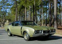 1968 Oldsmobile 442  1968 Olds 442 #ad