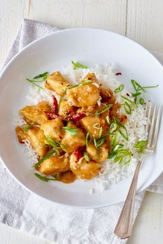 How To Make Slow Cooker General Tso's Chicken — Cooking Lessons from The Kitchn