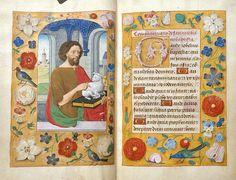 "Book of Hours, Use of Sarum, and Psalter - ""Google"" paieška"