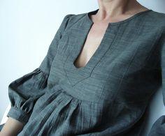 tunic dress by isabel amyo