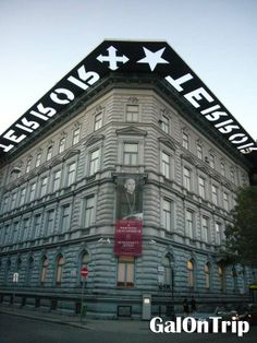 House of Terror on Communist Times in Budapest. Display of all the horrible ways… The Places Youll Go, Places Ive Been, Warsaw Pact, Budapest Hungary, Czech Republic, Architecture Art, Travel Photos, Wander, Lost