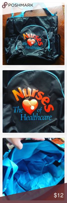 Nurses Tote Awesome bag, never used; brand new! Bags Totes