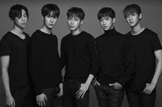 KNK is a Kpop group that debuted on February 29, 2016. Their debut song, Knock, is REALLY good.