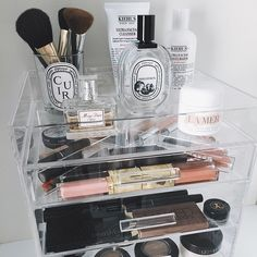Head to the blog to see what beauty products we've bought this month OR like this picture and have them sent straight to your inbox  @liketoknow.it www.liketk.it/1vURb #liketkit kind of obsessed with my new #glambox @glamboxes by somewherelately