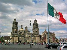 Mexico, Ciudad de Mexico