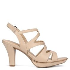 Stay fancy in the Dianna Dress Sandal from Naturalizer. Dress Sandals, Gladiator Sandals, Shoes Sandals, Dress Shoes, Strappy Heels, Shoe Size Chart, 2 Inch Heels, Womens Slippers, Boys Shoes