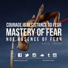 Tags: #quote #quotation #dailyquote #quoteoftheday #motivation #inspiration #thoughts #thought #wanderlust #keepmoving #travel #traveller #travelling #india #travelblog #photoblog #aakashranison #travelquote #indore #gangtok #sikkim #monday #weekstart #courage #resistance #mastery #absence #fear  ___________________________________________________  Read/Write me @ www.aakashranison.com/blog twitter.com/aakashranison facebook.com/aakashranison aakashranison@gmail.com…