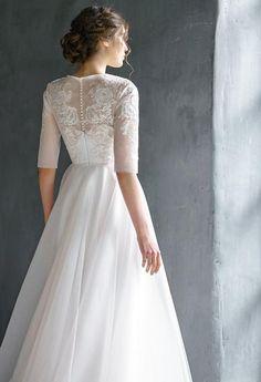 Bohemian Wedding Dresses, Modest Wedding Dresses, Bridal Dresses, Bridesmaid Dresses, Wedding Gowns, Bohemian Bridesmaid, Lace Weddings, Wedding Shot, Backless Wedding