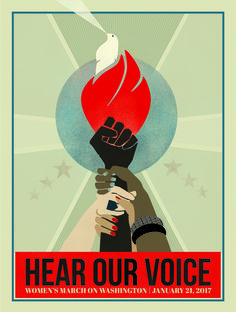 Sister Marches are solidarity events inspired by the Women's March on Washington, and organized by volunteers around the world. If you can't make it to Washington, D.C. on January 21, join or host a Sister March near you. https://www.womensmarch.com/sisters