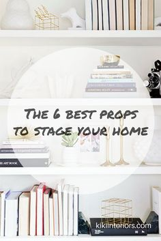 The 6 BEST props to stage your home. Make your home stand out from the rest! Home staging tips. home staging. Home staging ideas. Cheap Home Decor, Diy Home Decor, Room Decor, Home Goods Decor, Cute Dorm Rooms, Cool Rooms, American Crafts, Scandinavian Style, 1000 Lifehacks
