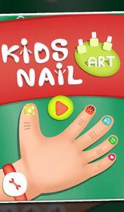 Kids Nail Art Free Fun Game for Kids