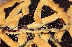 Crostata con frolla alle noci dal sapore rustico, perfetta con la mia confettura di                    ...