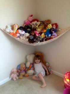 stuffed animal hammock - Google Search