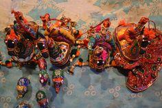 Rajasthani puppet