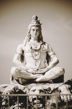 Lord Shiva - at Rishikesh                                                                                                                                                                                 More