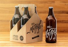 Megalo Beer from Megalodesign studio
