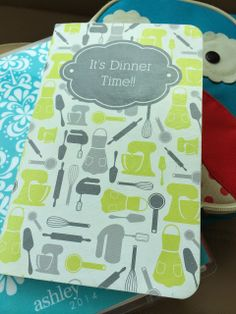 May Designs Weekly Meal Planner - Obsessed!