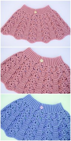 Crochet Fast And Simple Baby Skirt All Free Crochet, Easy Crochet Patterns, Craft Patterns, Crochet Stitches, Knitting Patterns, Baby Blanket Crochet, Crochet Baby, Knit Crochet, Baby Skirt