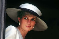 Princess Diana, May 1991 in Philip Sommerville