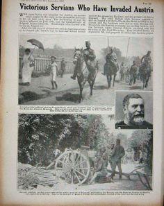 Serbia - WWI