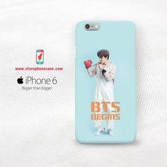 BTS BEGINS JIN iPhone Cover Series