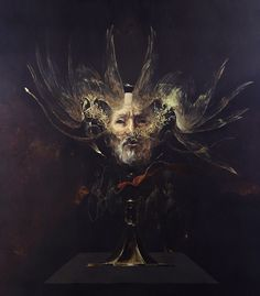 The Dreamy, Mystical Works of Denis Forkas - beautiful.bizarre