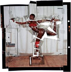 Fotografias marcantes de Jean-Paul Goude são exibidas em Milão