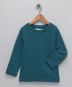 Take a look at this Scuba Dominica Long-Sleeve Tee - Infant, Toddler & Boys by Caribbean Kids on #zulily today!#fall