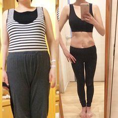 体幹トレーニングって知っていますか?普段使っていない筋肉を動かすことで代謝が上がり、徐々に自然と痩せていく体になるとか。今回は実践したインスタグラマーさんの記録を紹介します。 Health Diet, Health Fitness, Body Makeup, I Work Out, Nice Body, Good To Know, Harem Pants, Hair Beauty, Exercise