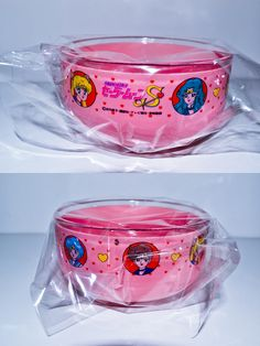 Sailor Moon S Specialty Item Plastic Bowl Japan 1994 Rare | such cool stuff