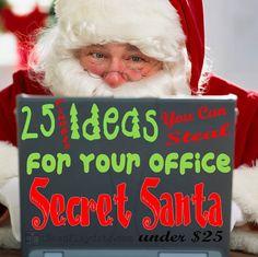 $25 christmas exchange gift ideas
