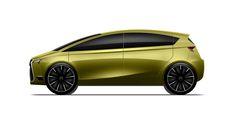 Lexus Mpv Side