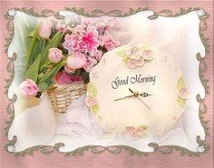 beautiful lovely good morning photo