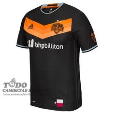 Segunda Camiseta De Houston Dynamo 2016