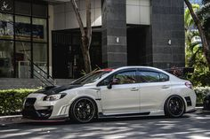 Varis Subaru WRX