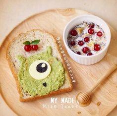 Monster Toast