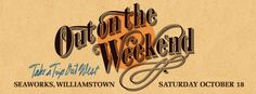 Out On The Weekend - Australia's Biggest & Best Americana Event