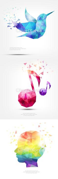 핫 키워드!!  폴리건 일러스트입니다 :) #Hot Keyword_Polygon illustration   #클립아트코리아 #이미지투데이 #통로이미지 #psd  #포토샵  #무늬  #블루  #오브젝트  #일러스트  #조각  #조류  #폴리건  #머리  #새  #나비 #clipartkorea #imagetoday #tongroimages  #Blue #Bird #Sculpture #Objects #Illustration #polygon #pattern #head