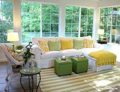 Ektorp sofa sunroom