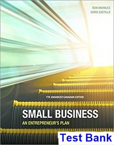 Principles of information security 6th edition whitman test bank test bank for small business an entrepreneurs plan enhanced canadian 7th edition by knowles ibsn 9780176703479 fandeluxe Image collections