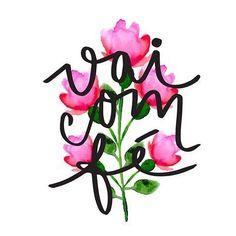 Vamos? Bom diaaaa!!!  #bomdia #alegria #goodmorning #goodvibes #spreadlove #moms #thinkhappythoughts