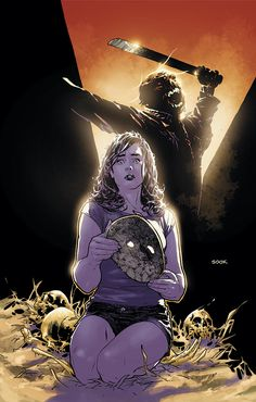 Friday The 13th - Ryan Sook