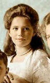 Maria Nikolaevna Romanov  Birth: June, 26, 1899  Birth Place: Peterhof, Russian Empire